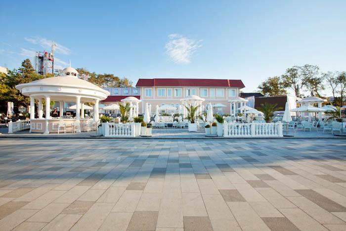 Отели в Судаке: цены - Dу Albina Hotel